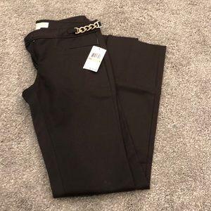 Brown dress slacks new with tags